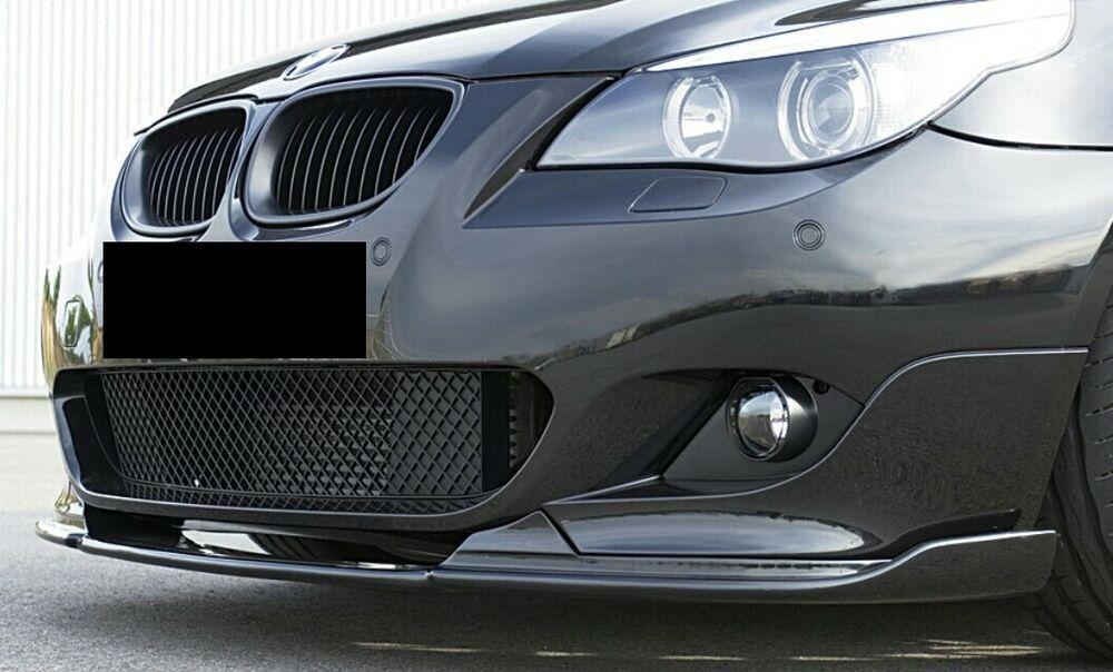 Bmw E60 E61 Frontspoiler Bumper Lippe Ham Design Fur M Paket