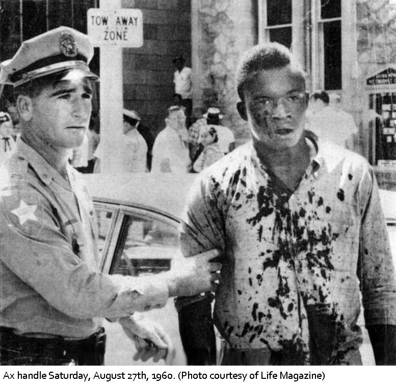 8/27 Today in Florida History! 1960 Ax Handle Saturday