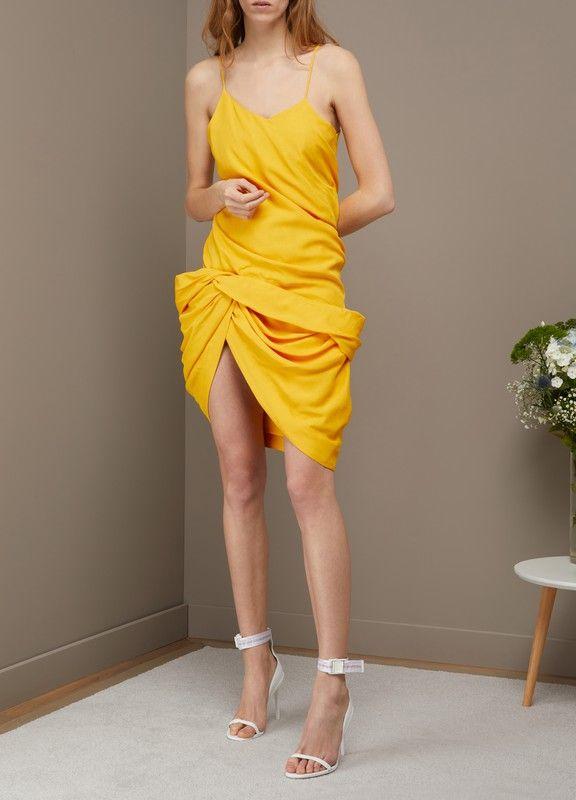 Coracoa dress Jacquemus Manchester Cheap Price Wide Range Of gn4maIrRN4