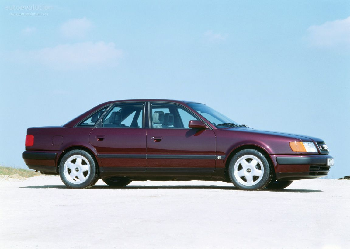 medium resolution of audi 100 c4