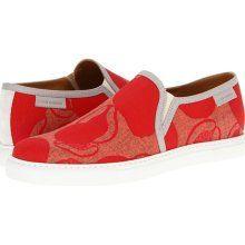 @Marc Jacobs Intl #red #white #low #slipon #shoes #men