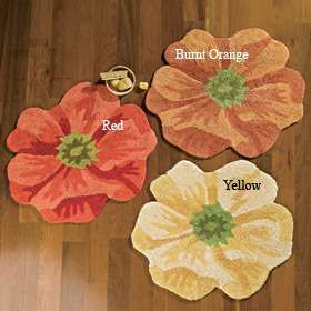 Flower Shaped Rugs   Google Search