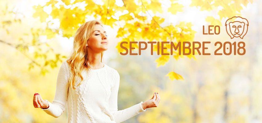 Horóscopo De Leo Para Septiembre 2020 Wemystic Horoscopo Septiembre Horoscopo Cancer Horoscopos