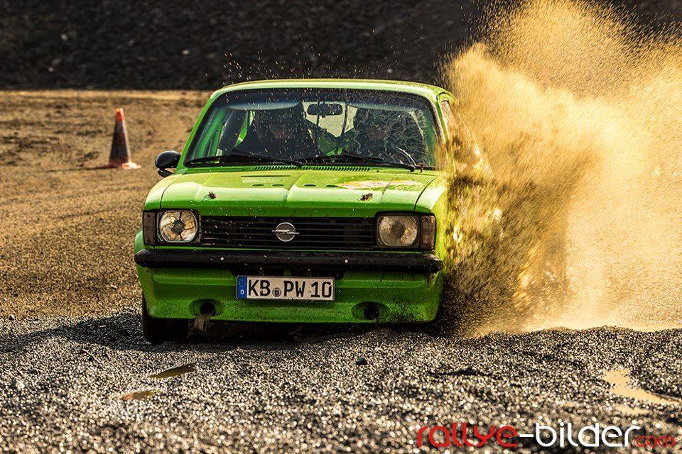 Opel Kadett Rally Car Rallye Bilder Com Opel Racing Pinterest