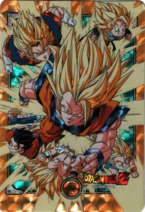 Amazing Dragon Ball Card Anime Dragon Ball Super Dragon Ball Super Manga Dragon Ball Art