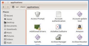 How To Create Desktop Shortcut Icons In Linux Ubuntu 14 04 14 10 Unix Buzz Shortcut Icon Prompts Icon