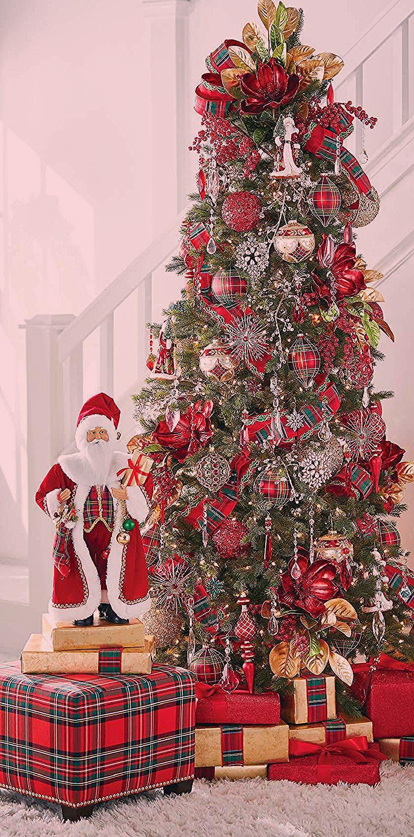 RAZ 2018 Christmas Trees #smallchristmastreeideas