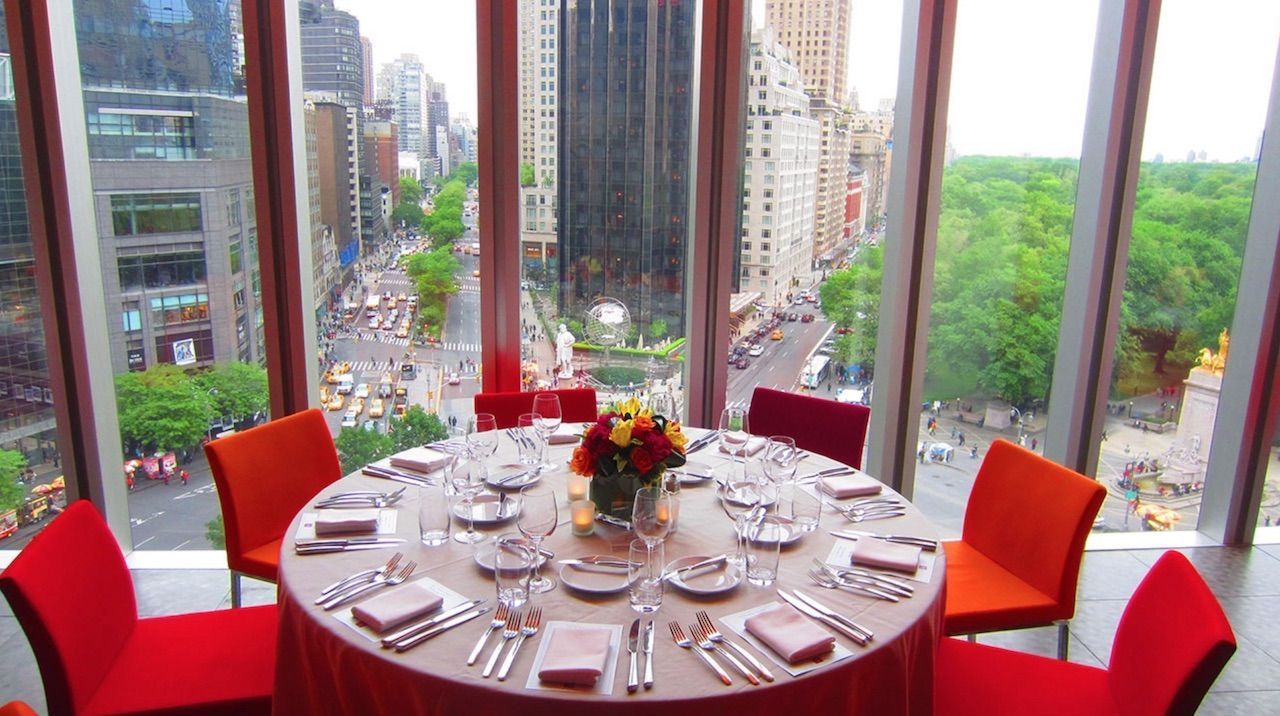 The 7 Restaurants In Nyc With Best Views Cozy