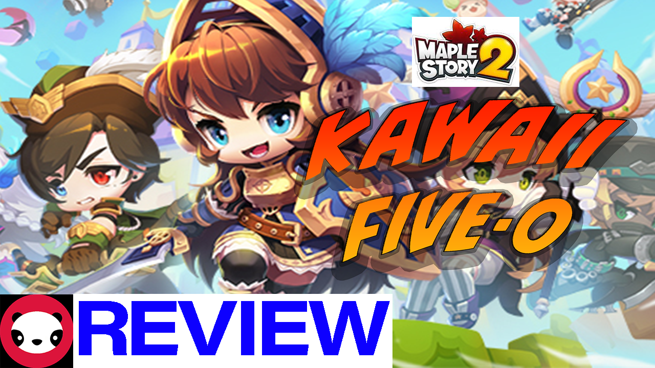 Fuzzy Logic's Game Review of Maple Story 2 Maple story
