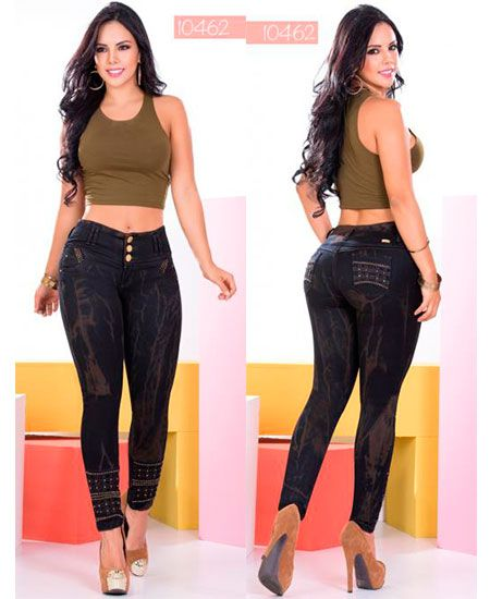630467b772 Pantalones colombianos Online Cheviotto