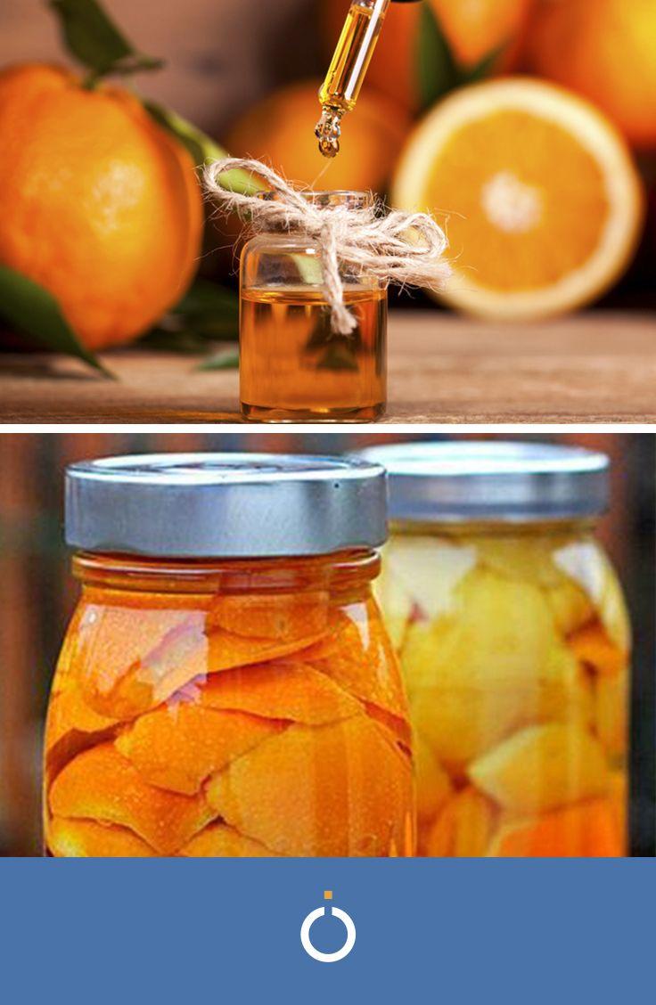 Oli Essenziali Fai Da Te.Come Preparare L Olio Essenziale Di Arancia Aromaterapia