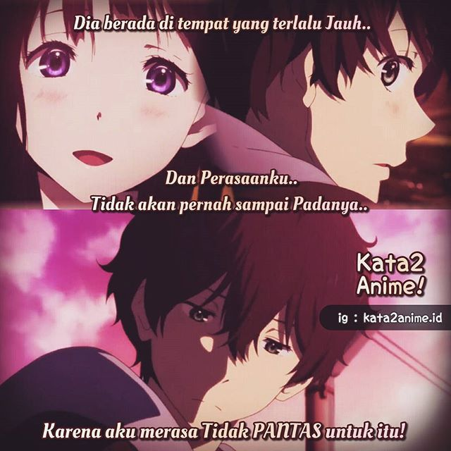 Pin By Boy Titanium On Kata Cinta Mad Father Anime Cupples Anime