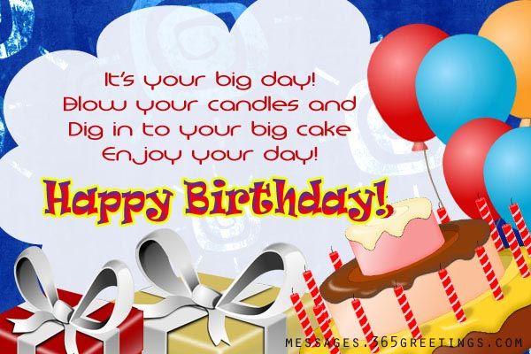 Birthday Wishes For Kids Kid Birthday Cards Happy Birthday Cards