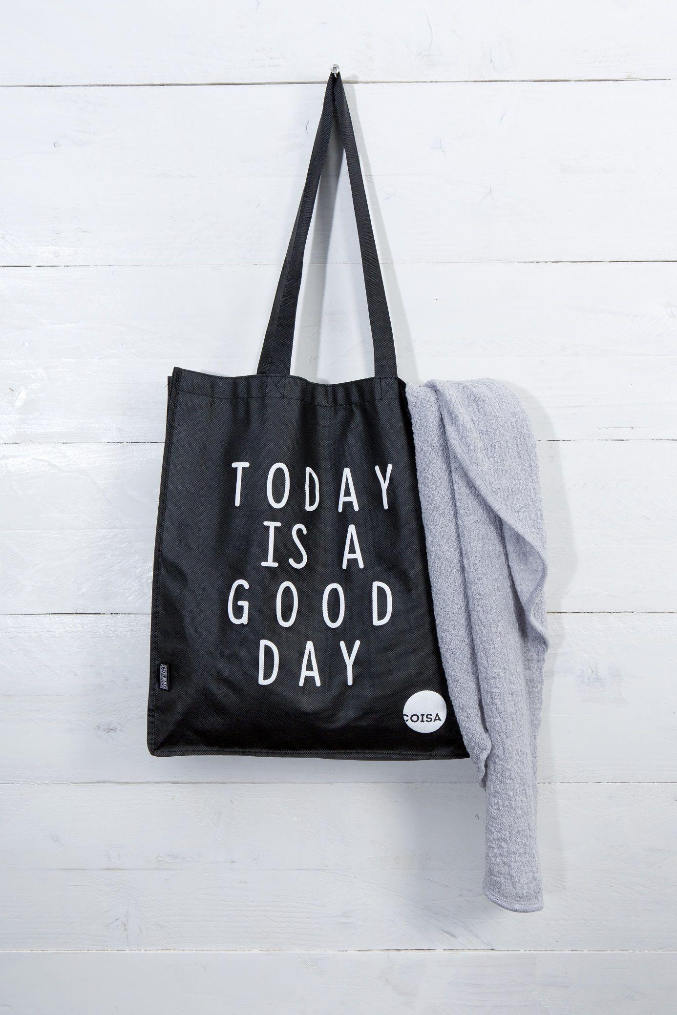 Hippe tas, superhandig voor boodschappen, strand of festival - Coisa