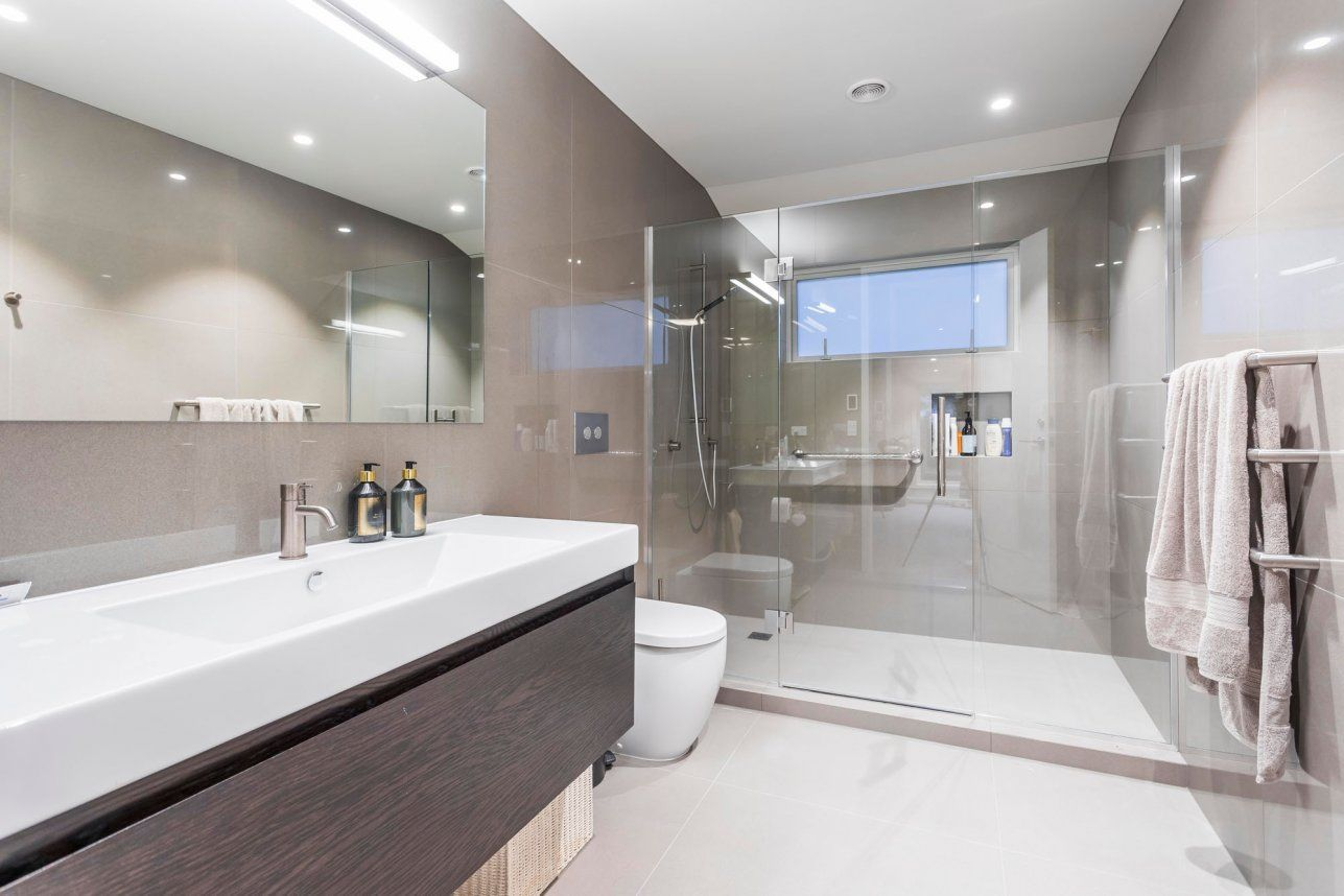remuera reclad renovation by dc builders bathroom on bathroom renovation ideas nz id=57786