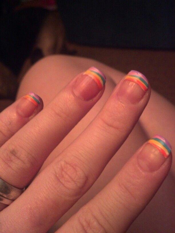Taste the rainbow :0)