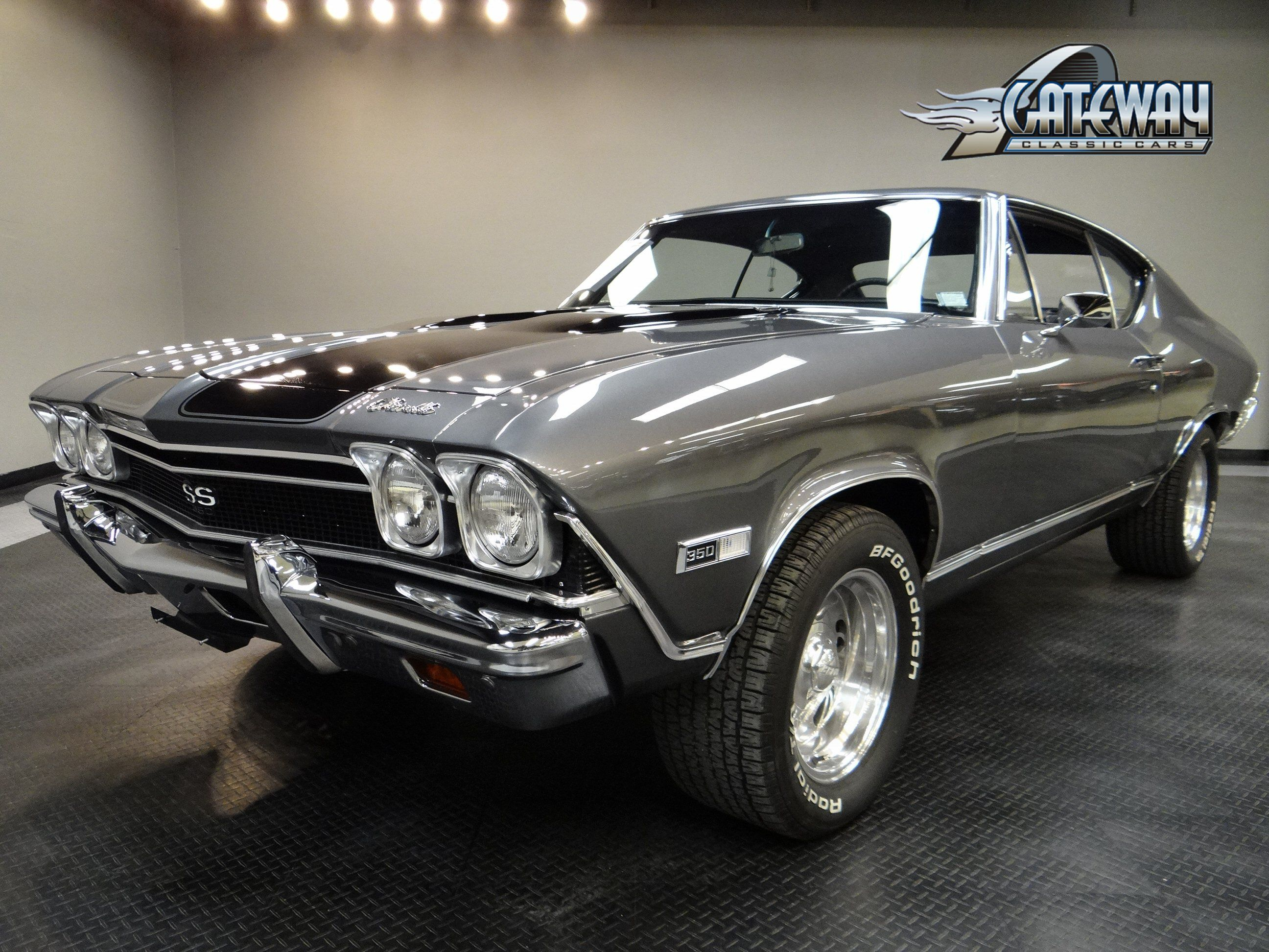 1968 Chevrolet Chevelle SS Clone for Sale - Gateway Classic Cars ...