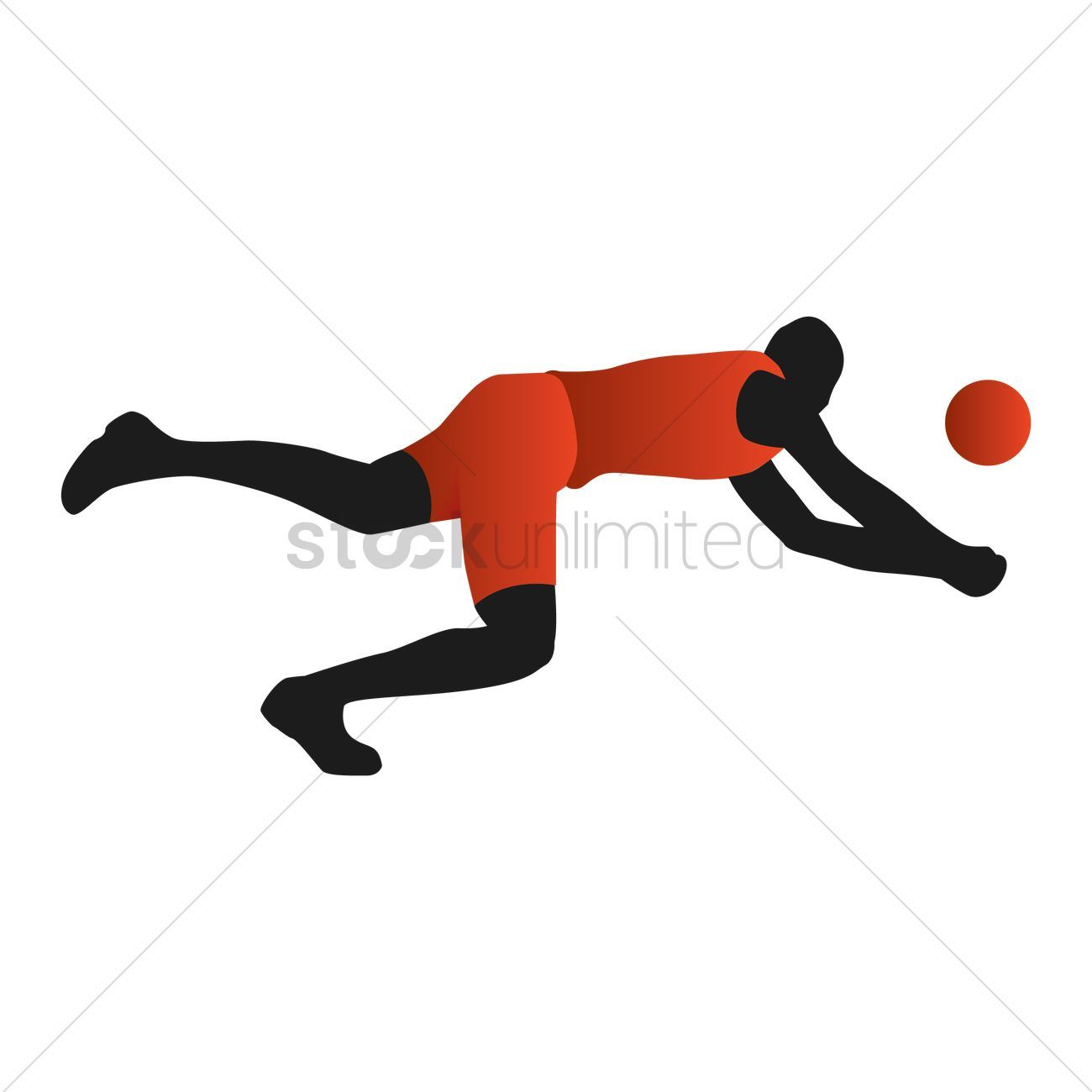 You Don T Have To Be A Designer To Get Awesome Visuals In 2020 Volleyball Players Vector Illustration Players