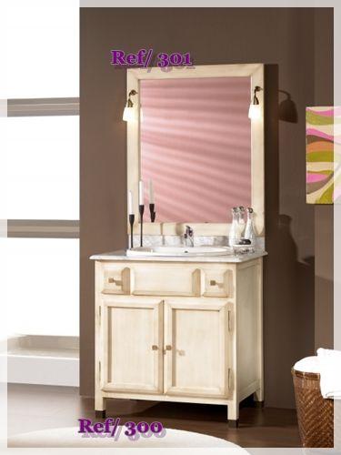 Muebles Baño Les Ofrece Este Conjunto De Baño Fabricado En Madera Pino Con Un Diseño De Lineas Rectas Y Una Funcionalid Muebles De Baño Muebles Disenos De Unas