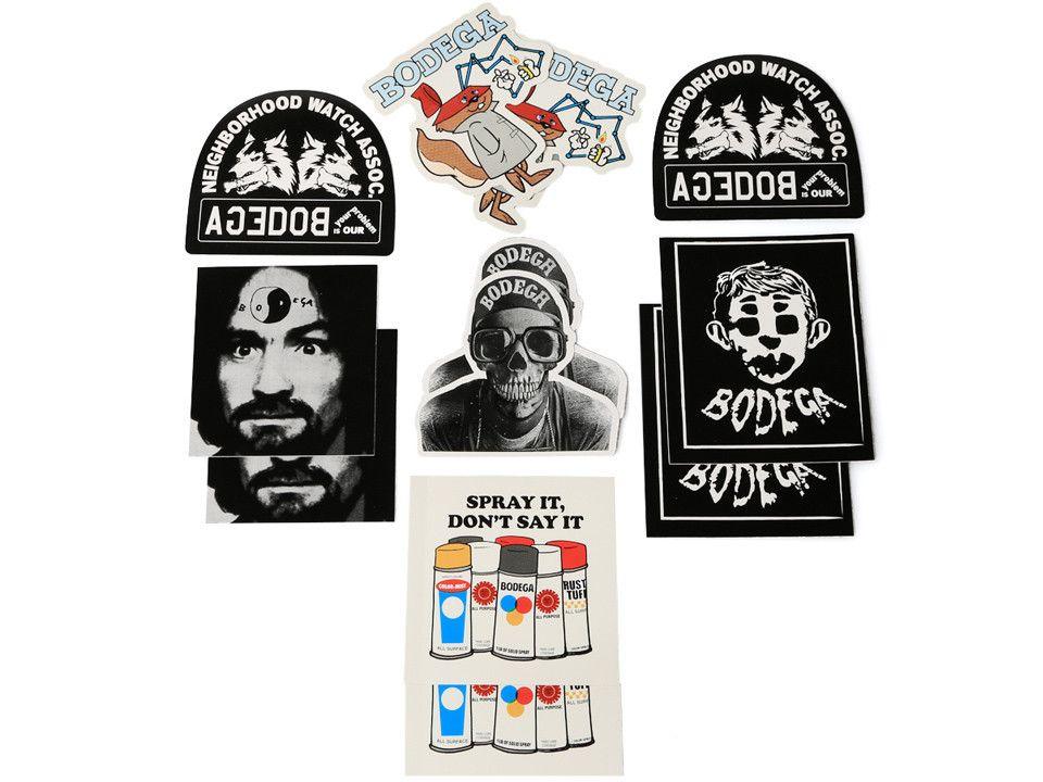 Bodega Sticker Pack