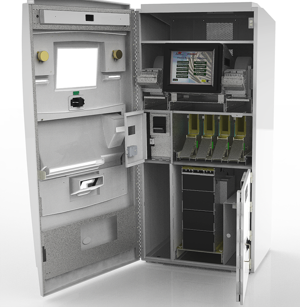 Atm Möbel what does the inside of an atm look like atm observations
