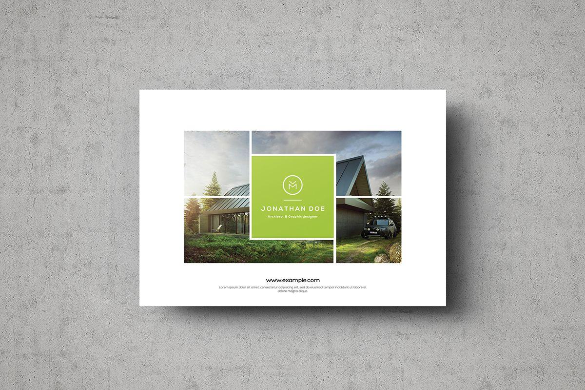 Multipurpose Landscape PortfolioDetails:- 18 pages- Print ready ...