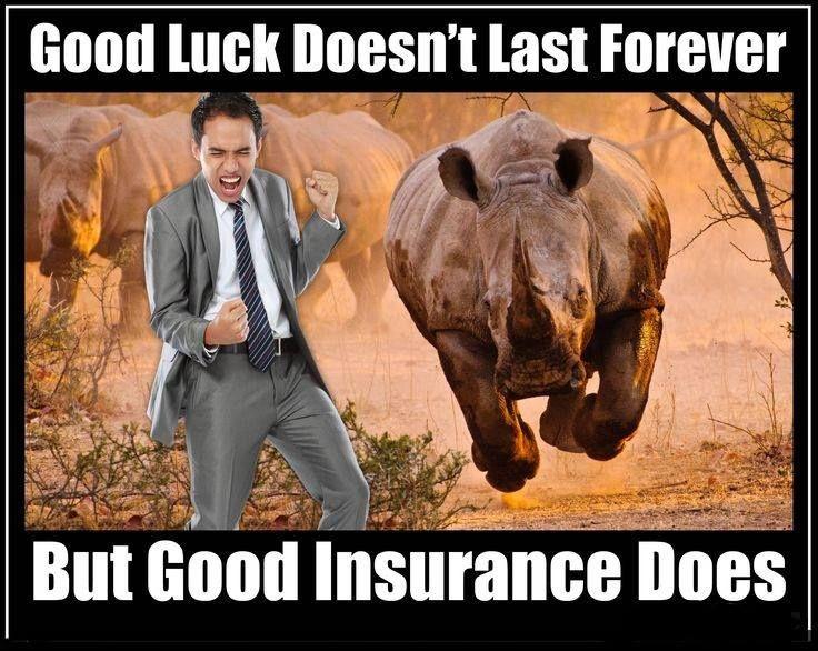 Ofcause insurance meme insurance marketing life