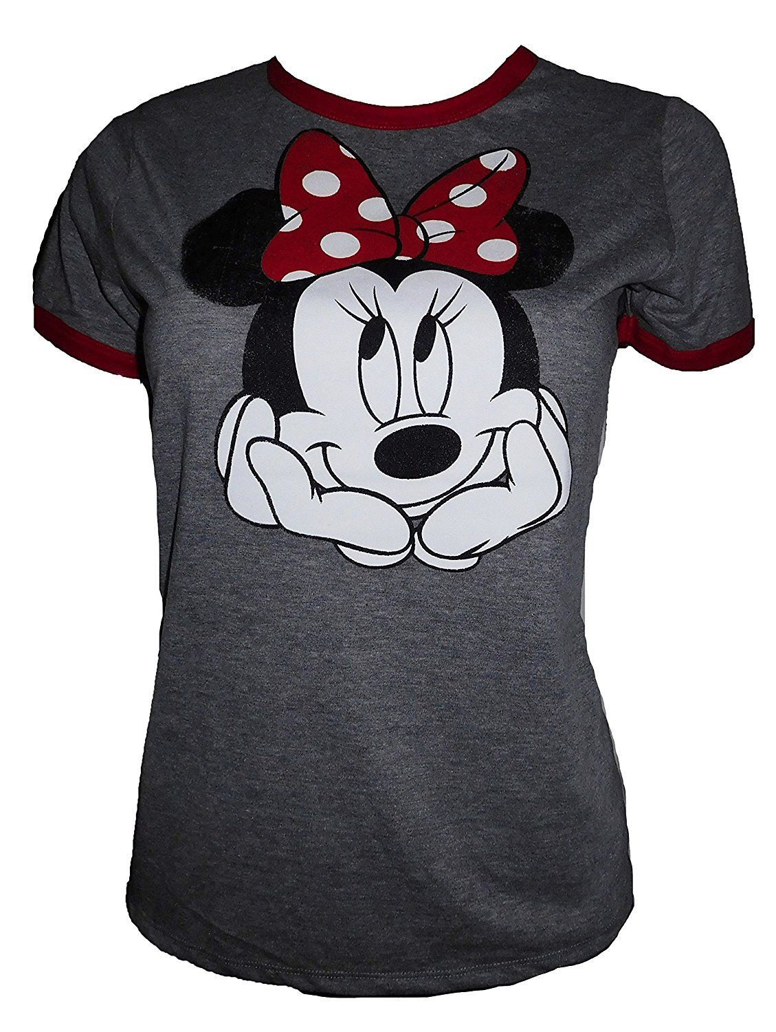 Minnie Women's Juniors Shirt