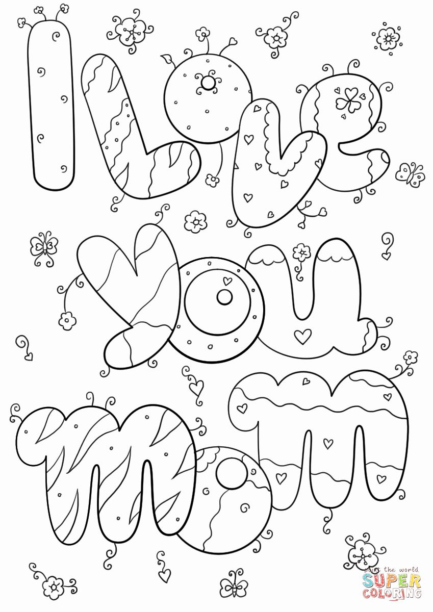 Mother Daughter Coloring Pages Inspirational Coloring Moming Pages To Print Image Inspira Mothers Day Coloring Pages Birthday Coloring Pages Mom Coloring Pages