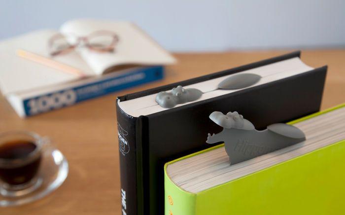 Najkrajšie záložky do kníh, aké sme kedy videli. – Doba Mag.
