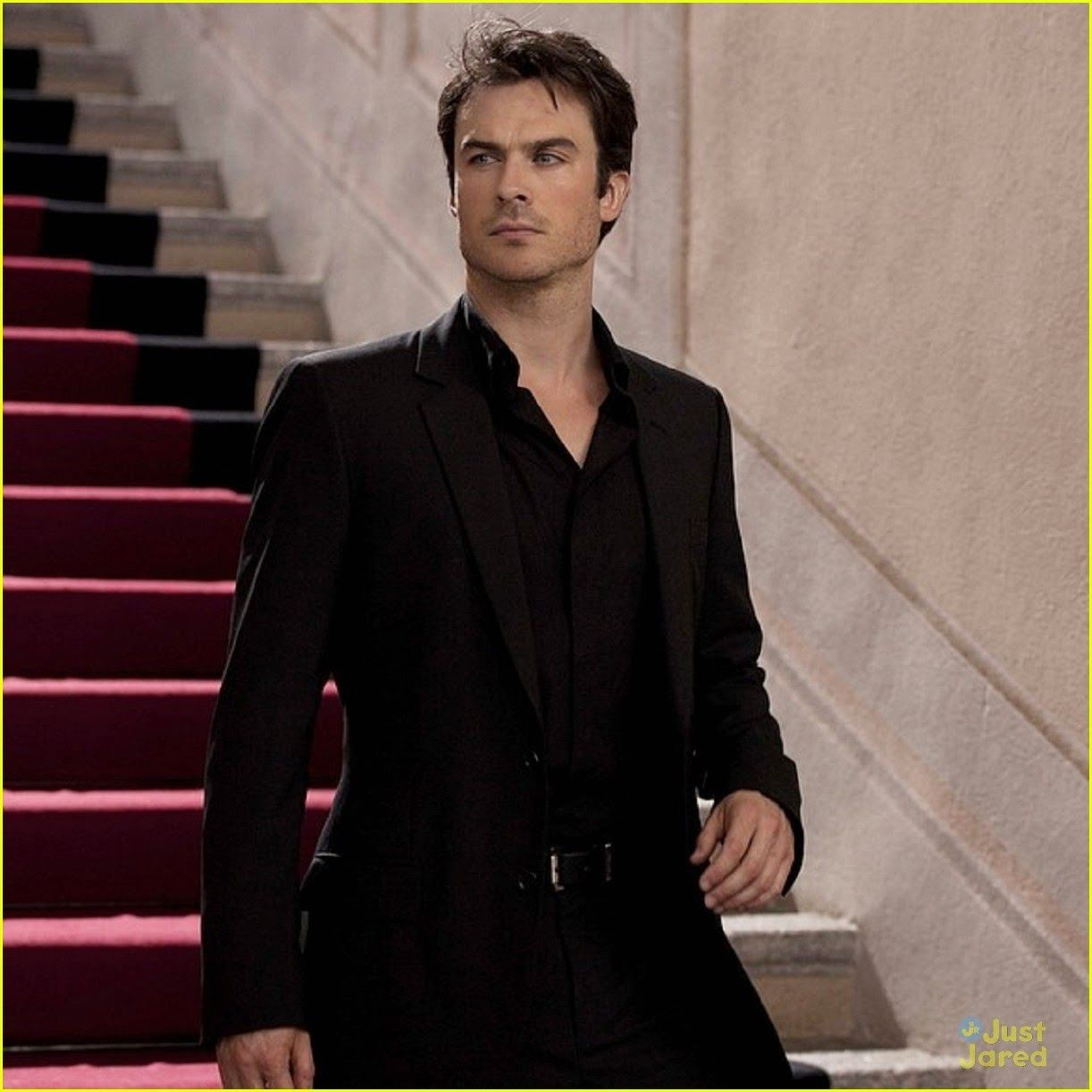 Ian Somerhalder In 'Azzaro Pour Homme' Commercial (With