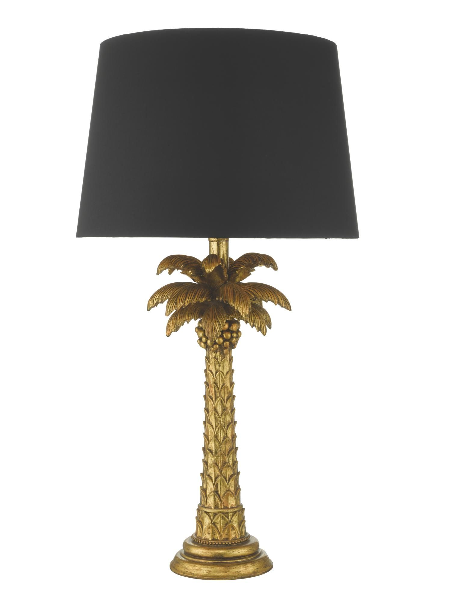 Buy Your Biba Paradise Palm Tree Table Lamp Online Now At