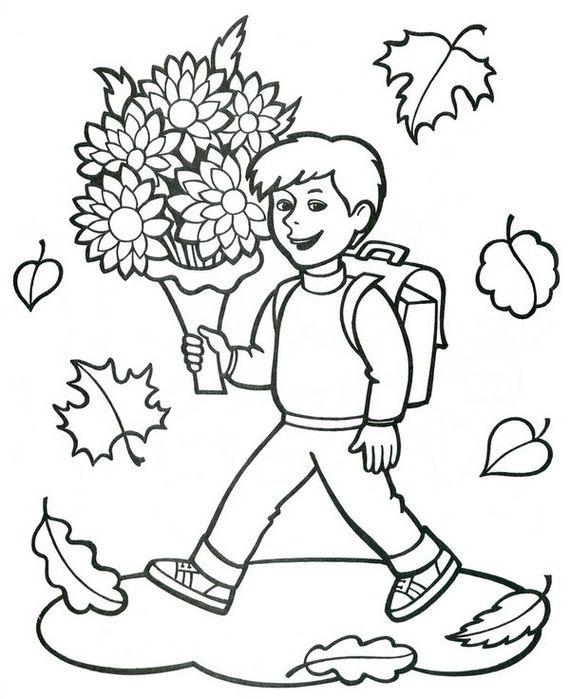 Картинки по запросу раскраски природа осень | Раскраски ...