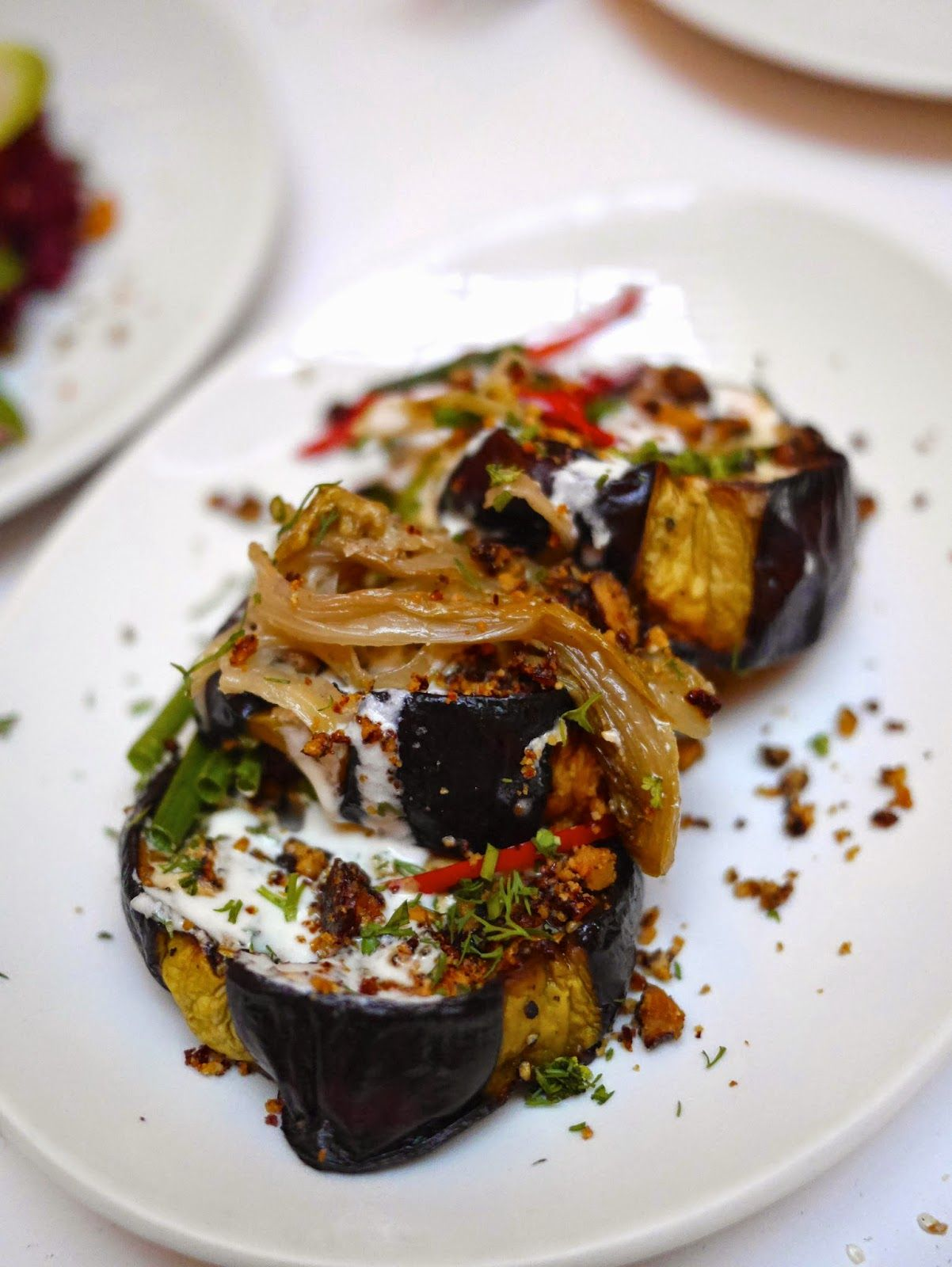 Pretty Hungry: Dinner at Nopi, London