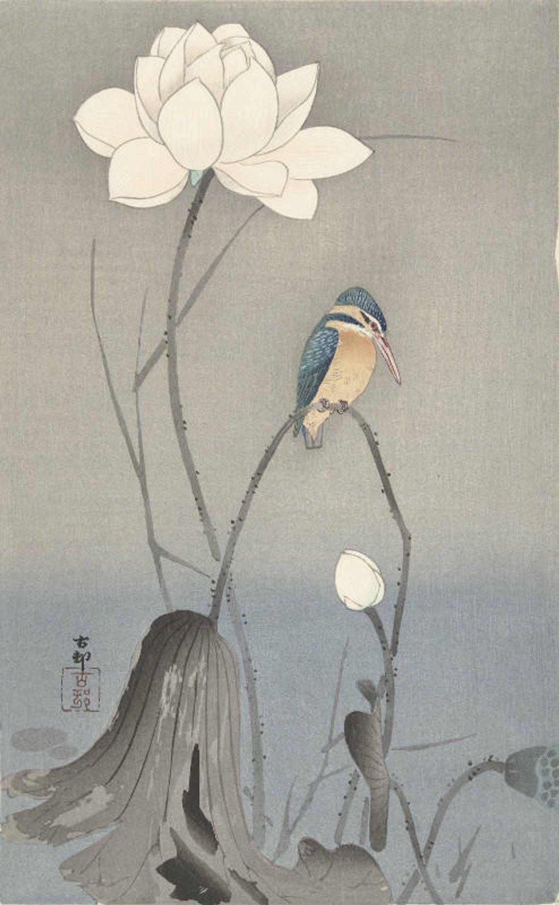 image 0 lotus flower art flower art painting japanese art
