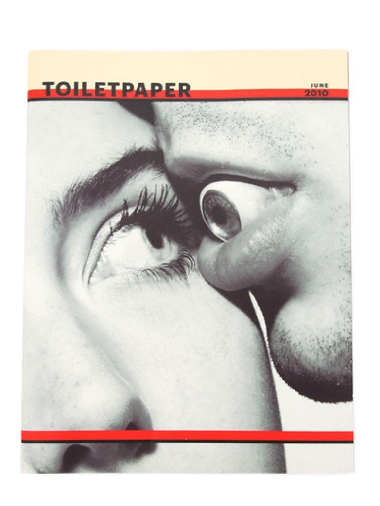 Toilet Paper Magazine.
