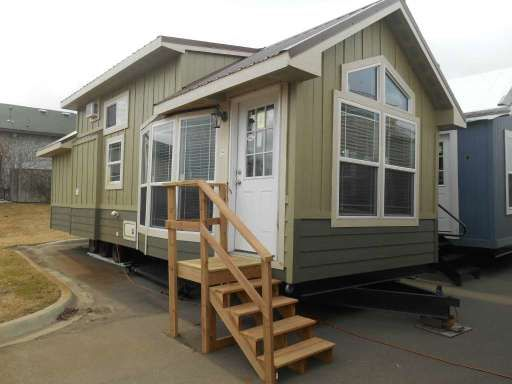 2014 Other Athens Park Homes 239 Model With A Loft By Champion Hom In Ramsey