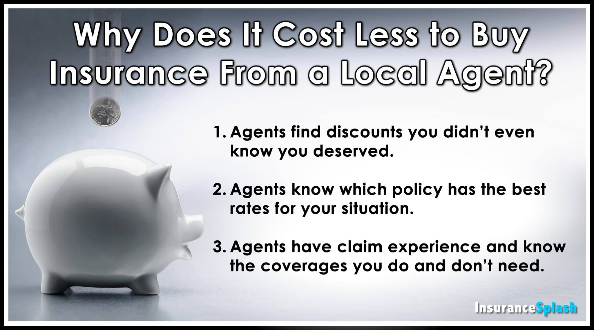 Use An Agent Save Money Life Insurance Quotes Insurance