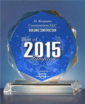 Http Davidromanoconstructionllc Com Awards Program Repair Digital
