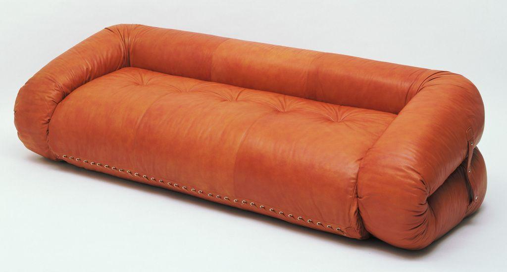 Anfibio Convertible Couch, 1971   Alessandro Becchi (Manufacturer: Giovannetti) (http://www.giovannetticollezioni.it)