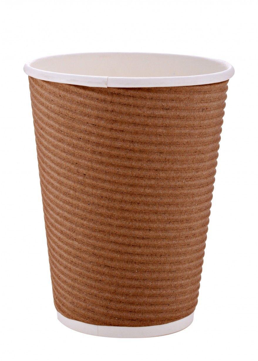 25 كوب ورقي 12أنز رقم الصنف 1b 25 Trash Can Canning Small Trash Can