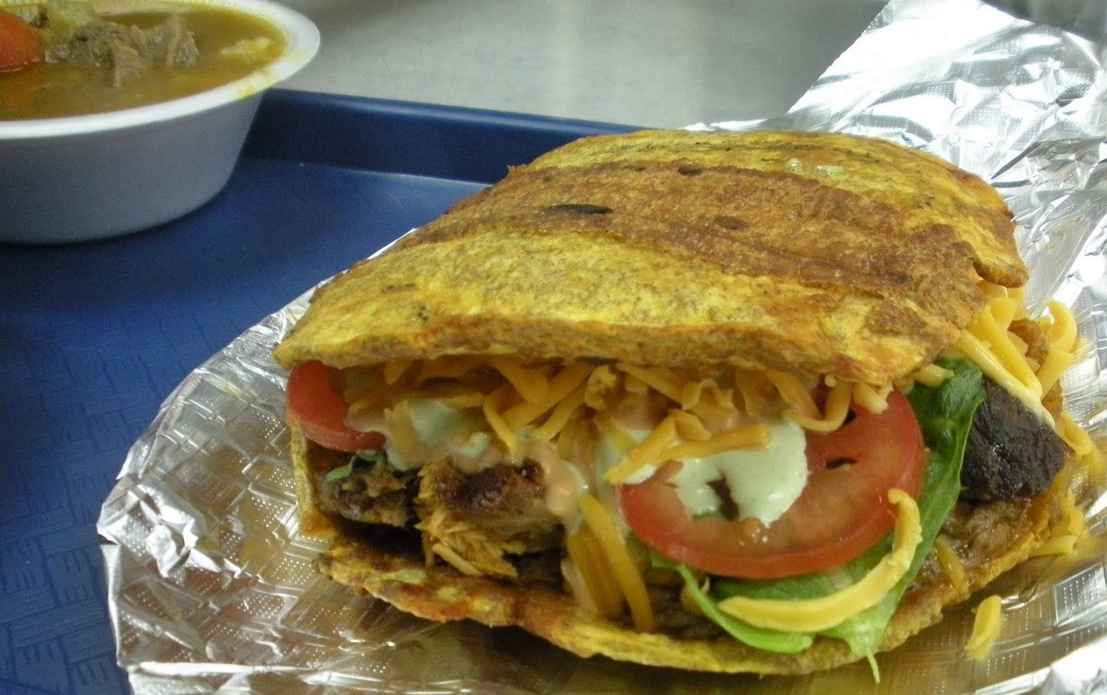Patacon. | Venezuelan Food | Pinterest