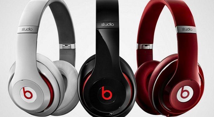 närmare kl nyanser av gå online Beats förbättrat sina ursprungliga high- end Studio hörlurar ...
