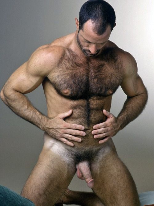 HAIRY HUNG HUNKS NSFW | specialplaces | Pinterest | Hairy men