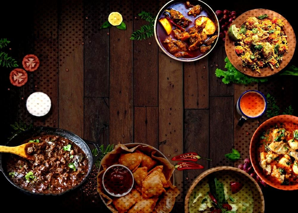 Indian Background Food Images Hd