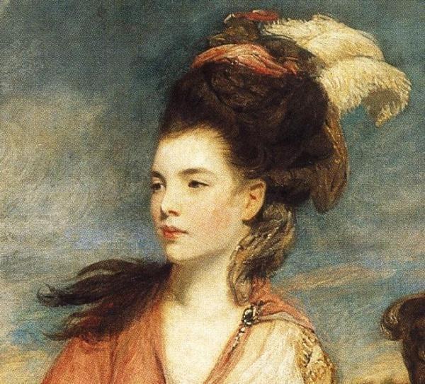 Jane Countess of Harrington 1778 Reynolds