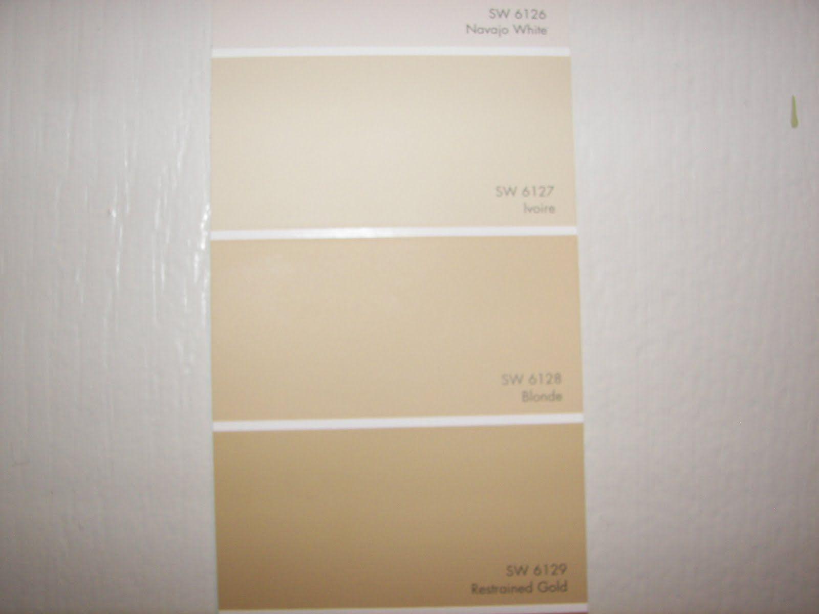 Sherwin williams believable buff - Sherwin Williams Blonde Paint Strip As Sw Blonde