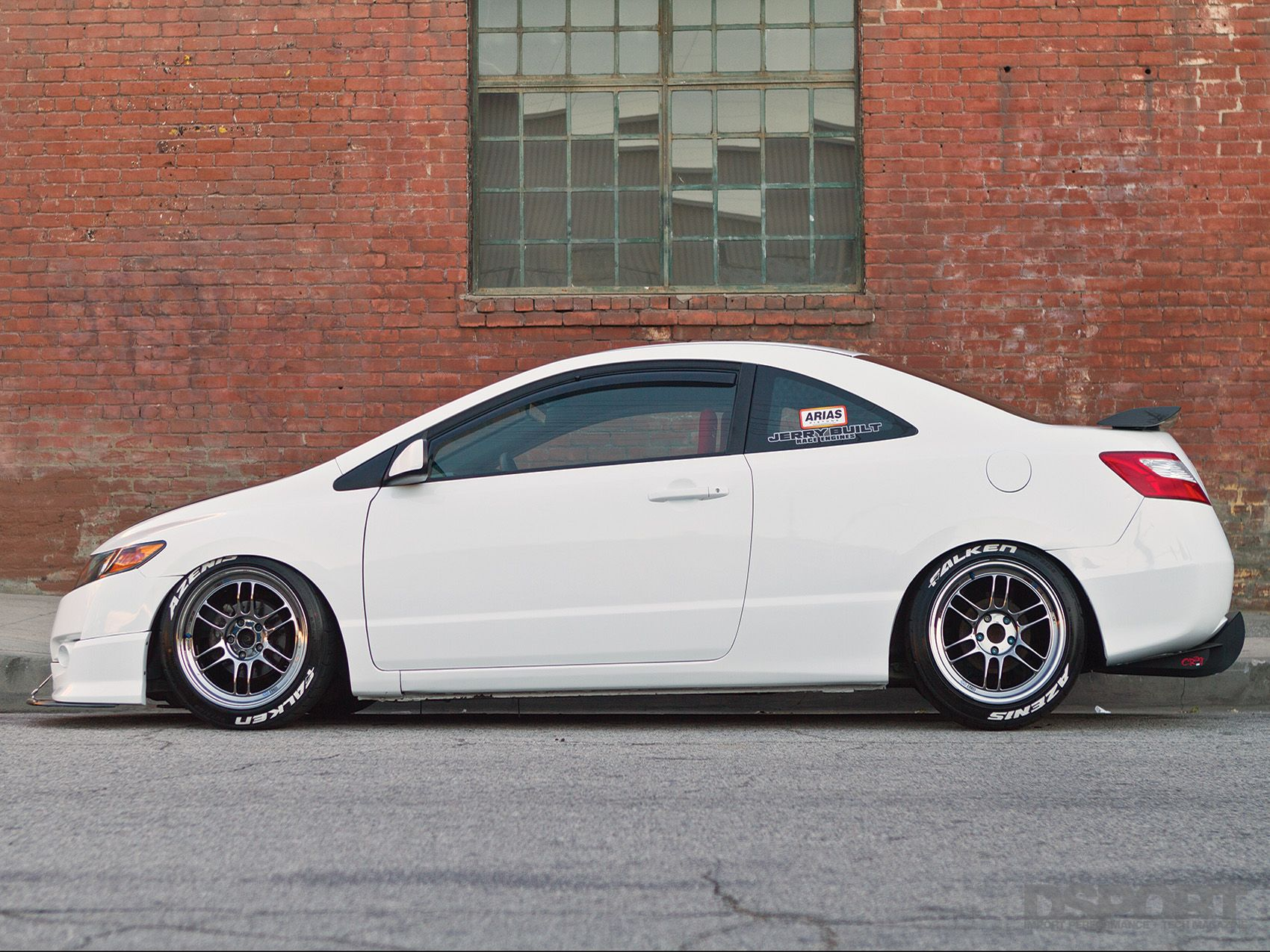 Turbocharged 480hp Honda Civic Fg1 Dsport Magazine Honda Civic Honda Civic Si Coupe Honda Civic Vtec