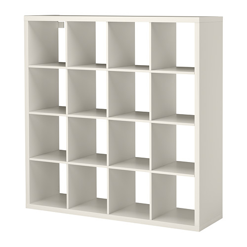 Kallax Shelf Unit Black Brown 57 7 8x57 7 8 Ikea Kallax