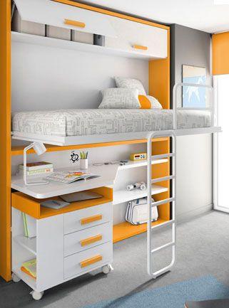 Muebles Modulares Para Dormitorios Juveniles Estilo Y Decoracion